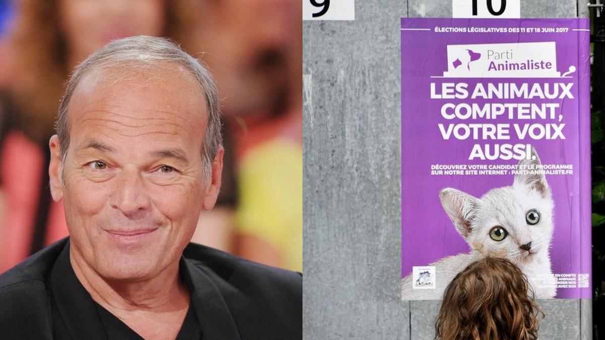 Laurent Baffie candidat aux élections européennes aux côtés du Parti animaliste